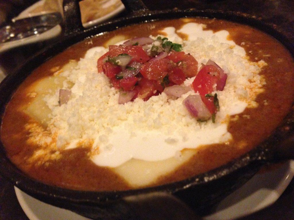 The Chorizo Queso Dip